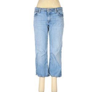 Polo Ralph lauren jeans capris size 8